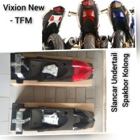SLANCAR UNDERTAIL vixion new 2013 -TFM -- tiger ninja cb150r r15 --