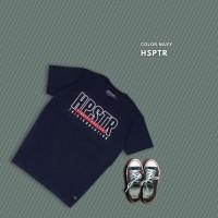HIPSTER T-Shirt Kaos HSPTR Navy