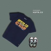HIPSTER T-Shirt Kaos HSPTRCO Navy