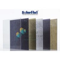 SolarFlat Polycarbonate 1.2mm Solid - JNE TRUCKING