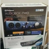 PreSonus AudioBox iTwo USB Audio Interface