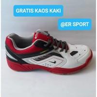 Sepatu Badminton Eagle Ranger Putih Size 37-39