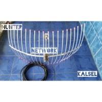Terbaru Antena Yagi grid 2G 3G 4G GSM LTE bisa induksi pigtail hp