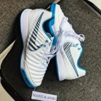 Sepatu Futsal Murah Nike Tiempo Legend 7 Academy White Blue IC