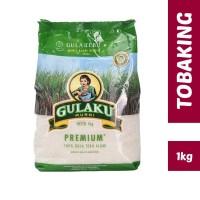 Gulaku Gula Pasir Putih Kemasan Hijau 1 kg