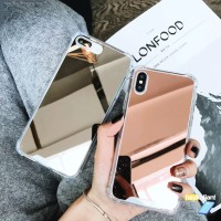 Case Mirror Anticrack iPhone 6 6+ 7 7+ 8+ X Xs XR XsMax 11 Pro Max