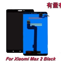 LCD TOUCHSCREEN XIAOMI MI MAX 2 - LCD TS BLACK - TC