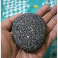 Batu kali gosok punggung pembersih daki/ Batu alam Batu gosok hias