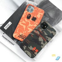 Case BAPE X Undefeated iPhone 7 8 SE2020 X Xs Max XR 11 Pro Max