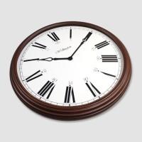Jam Dinding Kayu Wellington Diameter 60 Cm - 1600 2R Yukcekoutboss
