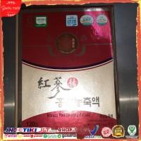Korean Red Ginseng Extract asli import koreai mmun booster stamina 120