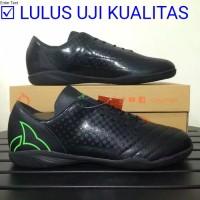 Terbaru ortuseight utopia black fluo green 11020026 sepatu futsal
