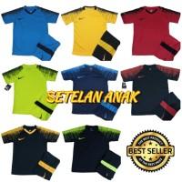 COD Seragam Olahraga Tim Baju Kaos Bola Anak Setelan Futsal Anak