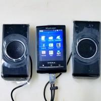 Android jadul sony ericsson Xperia E10i mini hp terkecil hp langka