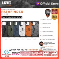 Case iPhone 12 Pro Max / Pro / 12 Mini Urban Armor Gear UAG PATHFINDER