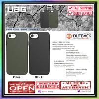iPhone SE 2020 / 7 / 8 Case UAG Urban Armor Gear OUTBACK Biodegradable