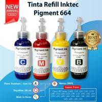 Tinta Pigment Epson 664 Pigmen 100ml Printer L310 L350 L355 L360 L365