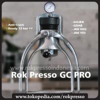 ROK PRESSO GC EXTREME ORIGINAL | ROK PRESSO GC + MANOMETER