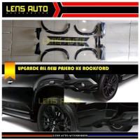 Bodykit All New Pajero Rockford