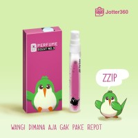 JBY Perfume Number 4, 8mL. Parfum Wanita/Laki-laki (Unisex)
