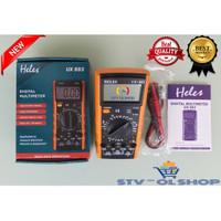 Tester / Multi Tester / Avometer Digital Heles UX 883