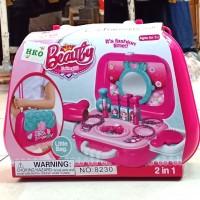 mainan tas selempang make up/beauty fashion/mainan anak