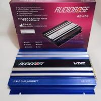 Power Audiobose AB 450.4 - Power 4CH Audiobook