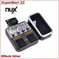 Efek Guitar Pedal Nux Mg-100