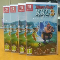 Switch Asterix & Obelix XXL 3 The Crystal Menhir