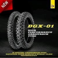 Ban cross Dunlop DGX-01 21/18 dgx01 KLX TS CRF KTM mx trail geomax