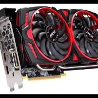TERMURAH MSI RADEON RX 570 8GB DDR5 - ARMOR MK2 8G OC LARIS