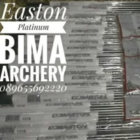 SHAFT ONLY Arrow Easton Platinum   Bima Archery Anak Panah Kompetisi