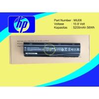 Baterai Laptop HP Pavilion DV3 DV5 DV6 DV7 DM4 G6 G7 G42 G62 MU06 CQ42