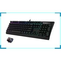 SteelSeries Apex M650 RGB Mechanical Keyboard Brown Switch