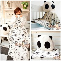 Bantal Selimut (BALMUT) Panda