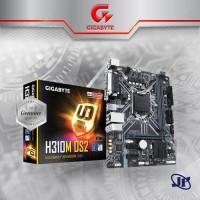 Motherboard Gigabyte H310M-DS2 LGA1155 H310 DDR4 USB3.1 SATA3