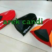 single seat cbr 150 r hitam merah repsol ori AHM MT8