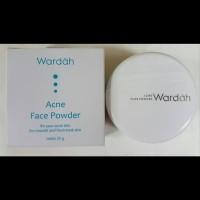 PROMO Wardah face acne powder 25gram
