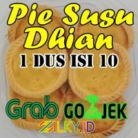 Kue Pie Susu Dhian Asli Bali Dian Agen Bekasi Bukan Pia Koe Asli Ena
