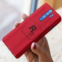 Casing HP red dead logo Xiaomi Redmi Note 8 Pro 7 6 5 4 Plus case