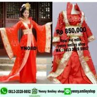Baju Adat China YN08D baju trational china import