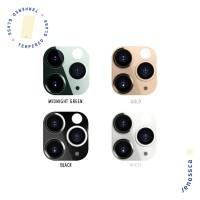 iPhone 11 Pro/11 Pro Max Tempered Glass Camera Antigores Kamera - Transparan