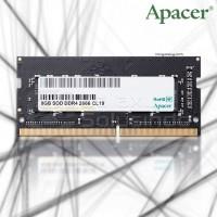 Memori RAM APACER SODIMM 8GB DDR4 2666MHz