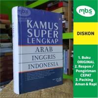 KAMUS SUPER LENGKAP ARAB INGGRIS INDONESIA