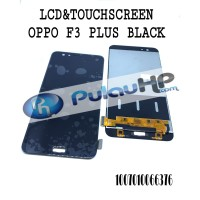 LCD TOUCHSCREEN OPPO F3 PLUS BLACK