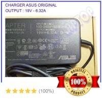 Charger Adaptor Original Laptop Asus ROG 19V 6.32A G55 G71 TUF FX553VD