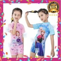 Baju Renang Anak Cewek Aneka Motif Import Best Seller! - Little Pony, L