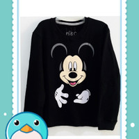 sweater mickey mouse anak