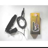 Guitar Gitar Pickup Efek Spul DM Portable Jepit Simple