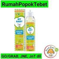 My baby Minyak Telon Plus 85 ml